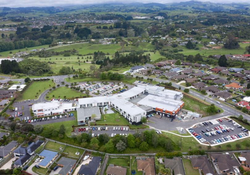 Grace Hospital, Tauranga, NZ