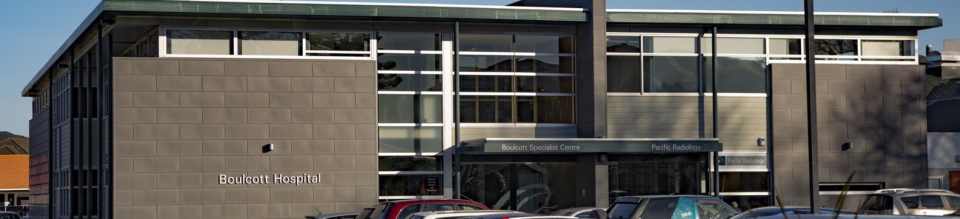 Boulcott Private Hospital